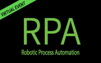 שני, 15 בפברואר 2021, 09:30-13:00 - RPA Virtual 2021, אונליין