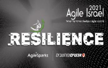 שלישי, 25 במאי 2021, 09:30-14:30 - Agile RESILIENCE, אונליין