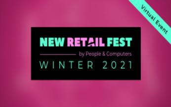 רביעי, 24 בפברואר 2021, 11:00-16:00 - New Retail Fest Winter 2021, Virtual event