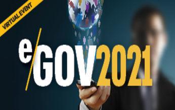 שלישי, 29 ביוני 2021, 09:00-13:00 - E-GOV 2021, אונליין
