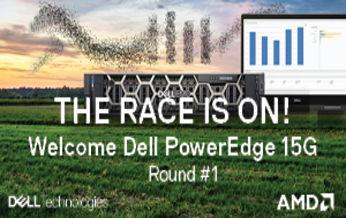 שני, 22 במרץ 2021, 10:00-12:00 - Dell Power Edge 15G, אונליין
