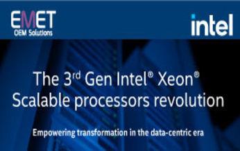 רביעי, 21 באפריל 2021, 10:30-11:45 - The 3rd Gen Intel® Xeon® Scalable processors revolution, אונליין
