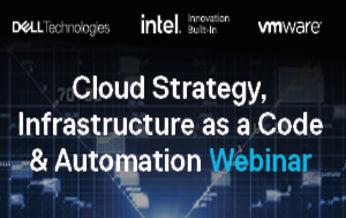 שני, 19 באפריל 2021, 10:00-12:00 - Cloud Strategy, Infrastructure as a Code & Automation, אונליין