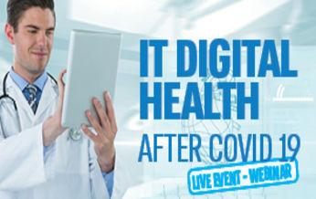 רביעי, 2 ביוני 2021, 09:00-12:30 - IT DIGITAL HEALTH, אונליין