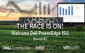 רביעי, 7 ביולי 2021, 11:00-12:30 - Dell PowerEdge 15G, אונליין