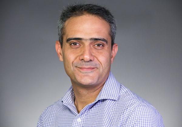 """בני פלח, מנהל אזור ישראל, יוון וקפריסין בפורטינט. צילום: יח""""צ"""