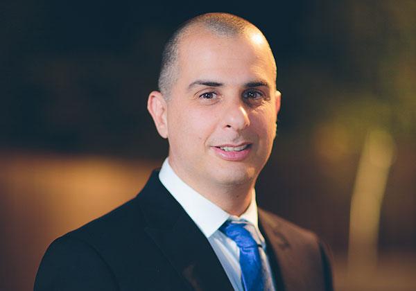 """גולן רגב, סמנכ''ל מכירות, ג'וניפר ישראל. צילום: יח""""צ"""