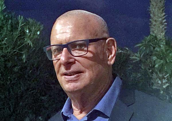 דרור אלוני, ראש מועצת כפר שמריהו. צילום: דוברות המועצה