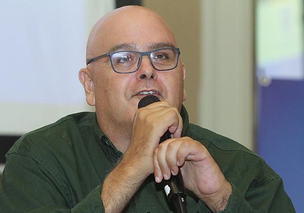 יובל וגנר, מייסד ונשיא עמותת נגישות ישראל. צילום: ניב קנטור