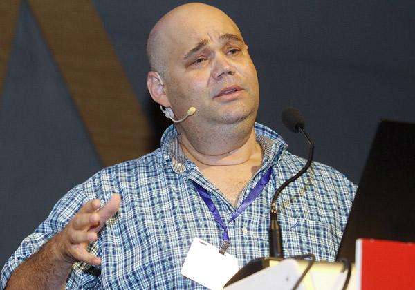 ארז עציון, מנהל מכירות נוטניקס ישראל. צילום: ניב קנטור