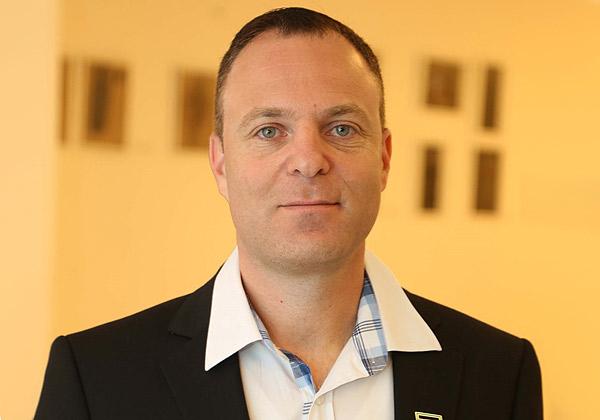 """יקי שאלתיאל, מנהל פיתוח עסקי של תחום התשתיות ההיברידיות בחטיבת PointNext של HPE. צילום: יח""""צ"""